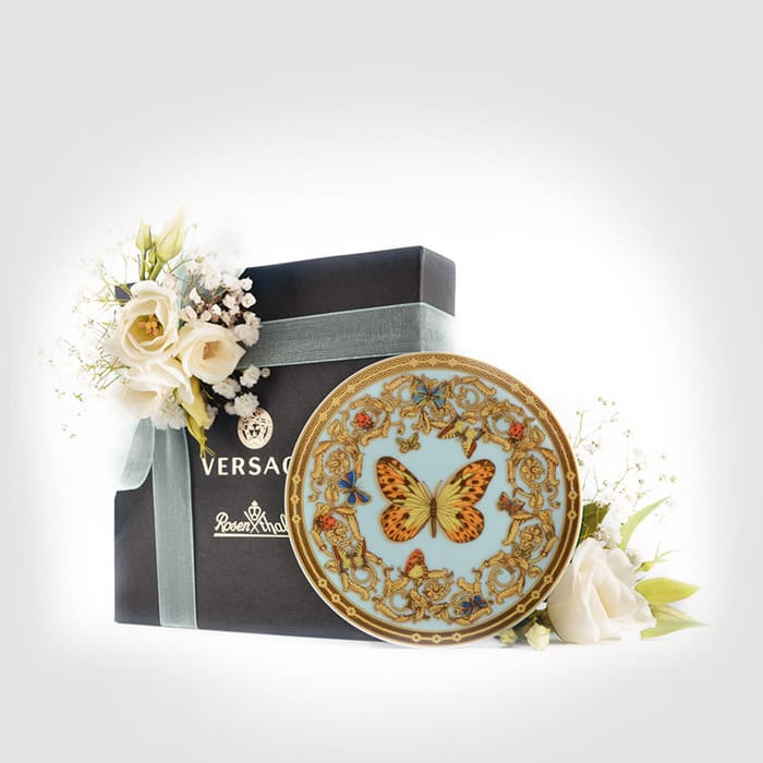 versace wedding favor gift