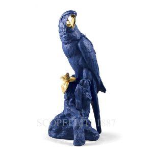 statua ara macao lladro edizione limitata