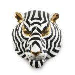 novità lladrò maschera tigre