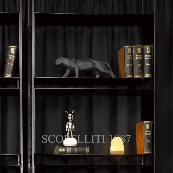 pantera porcellana nera