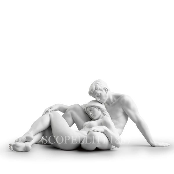 lladro couple sculpture an everlasting moment