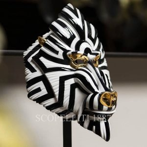 lladro mandrill mask
