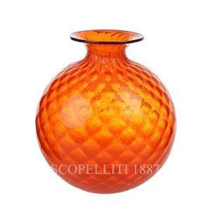 balloton arancio venini monofiore