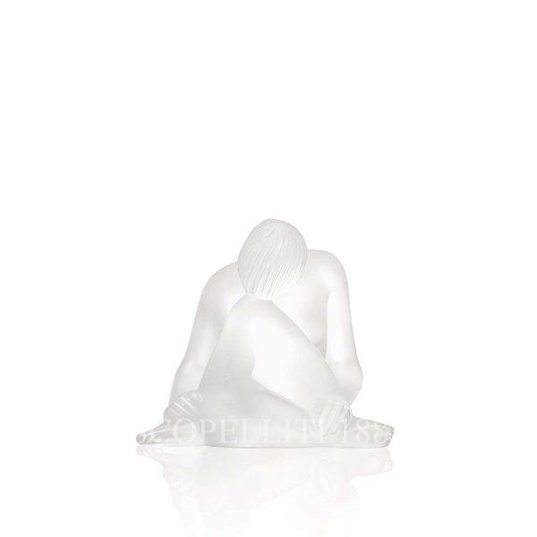 lalique figurine in cristallo