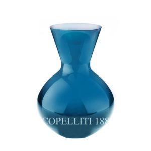 venini vaso idria blu orizzonte