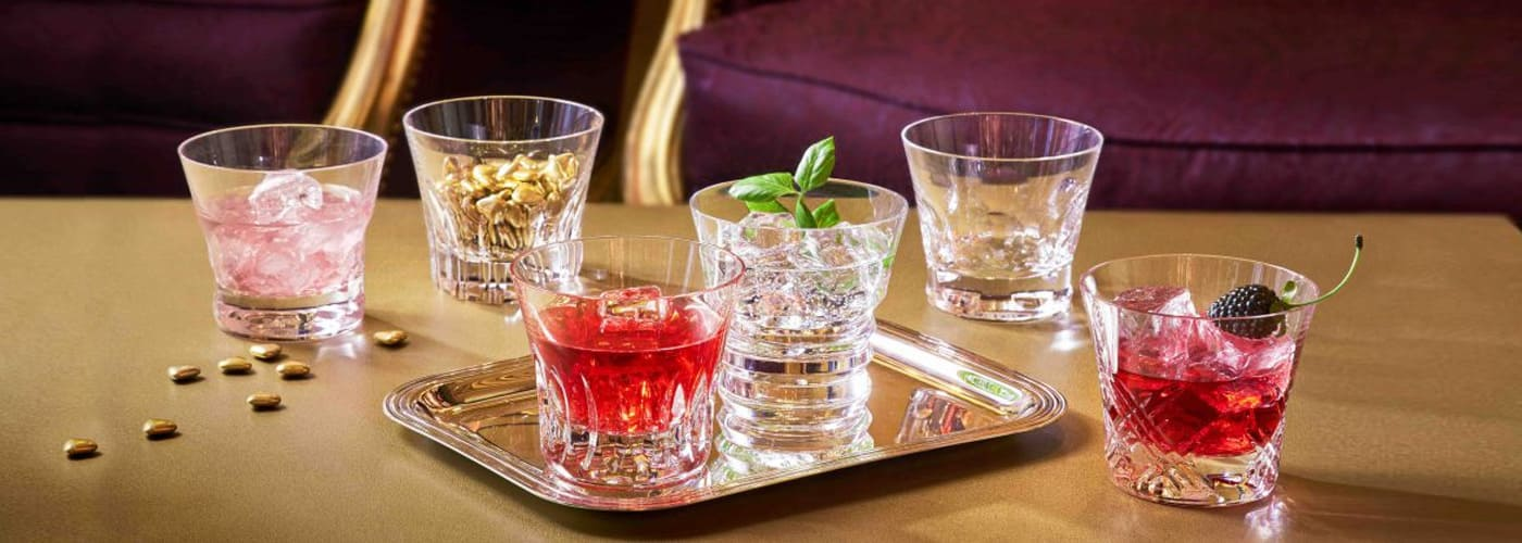 baccarat everyday bicchieri whisky