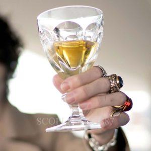 baccarat bicchieri cristallo harcourt 1841