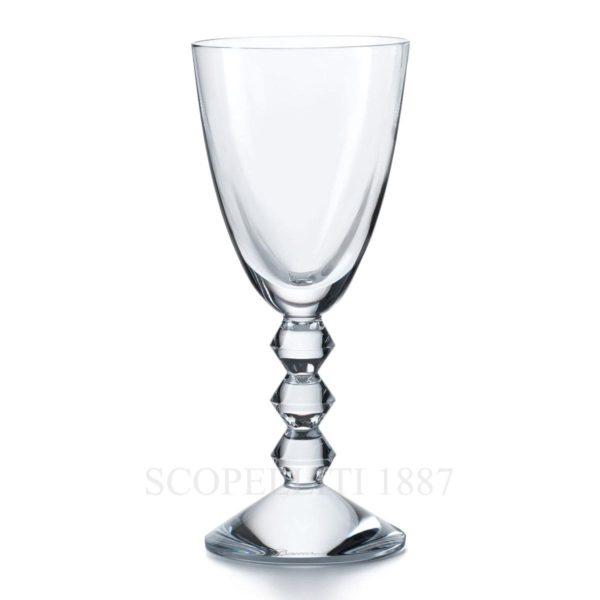 baccarat bicchieri cristallo vega
