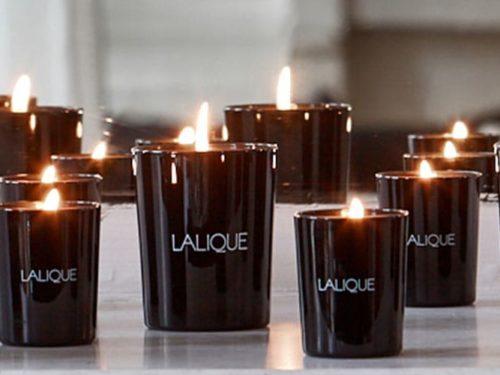 Candele Profumate Lalique