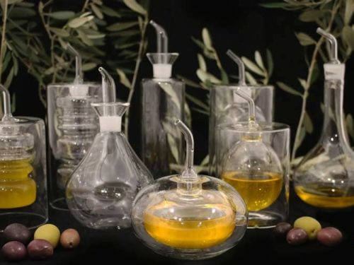 Bomboniere olio, splendide piccole oliere