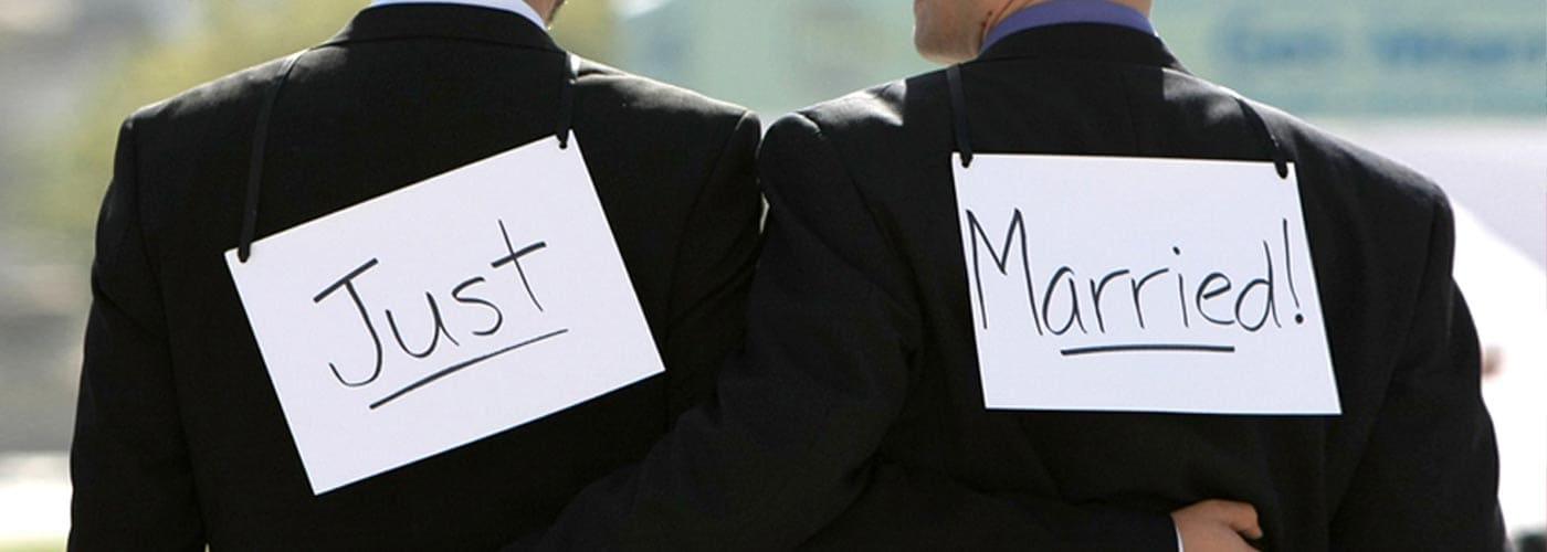 bomboniere matrimonio gay