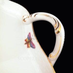 herend vassoio in porcellana