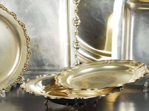 Pulire argento – Consigli utili per l'argenteria