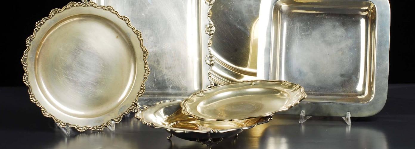 come pulire argento