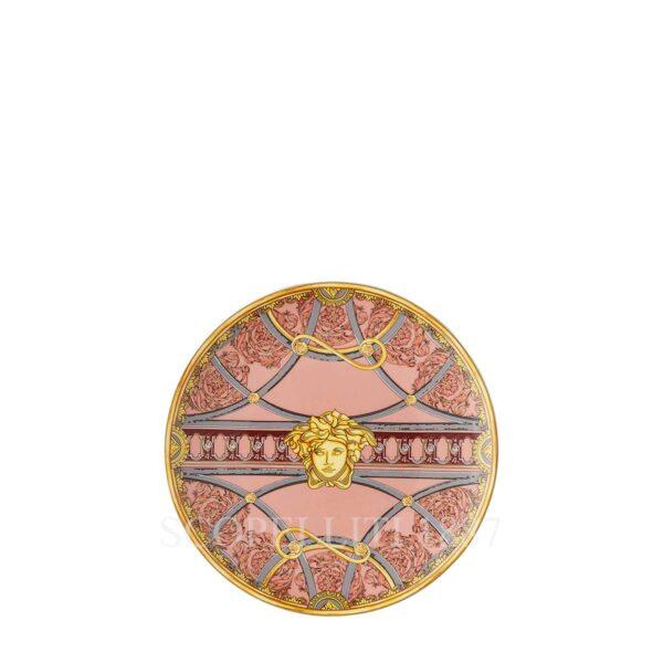 piattino 17 cm scala del palazzo rosa versace