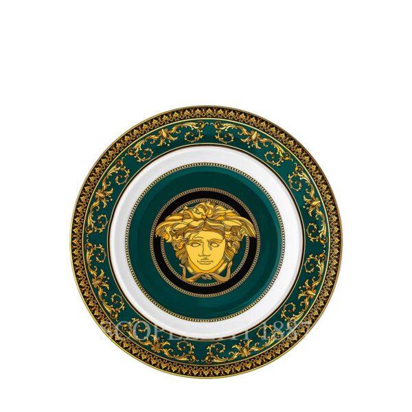 piattino 18 cm medusa colours juniper versace