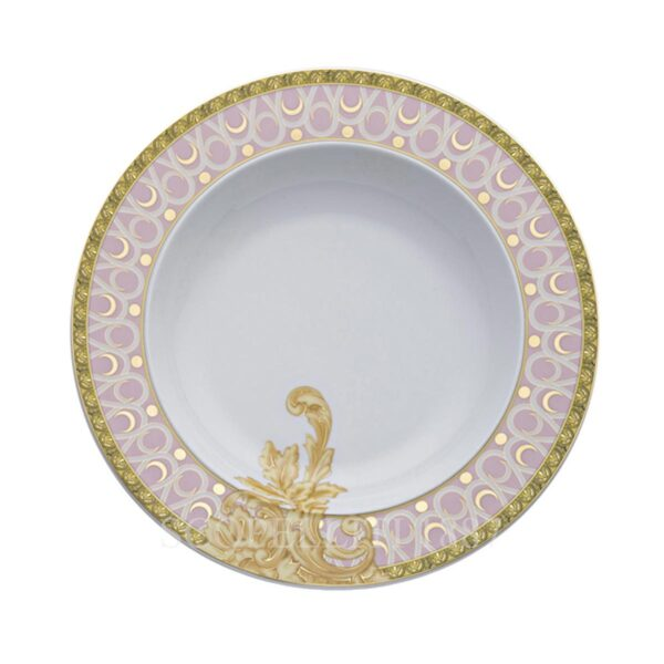 piatto fondo 22 cm les reves byzantins versace