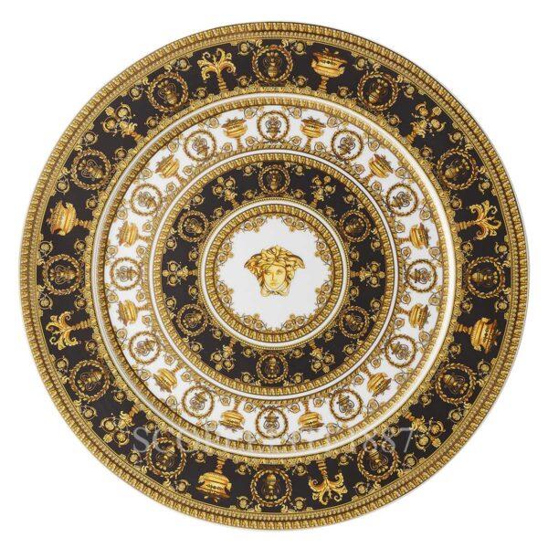 piatto segnaposto 33 cm i love baroque versace