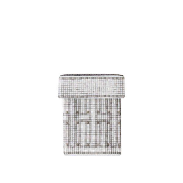 scatola piccola mosaique au 24 platinum hermes