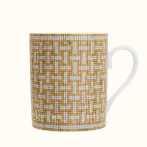 tazza mug mosaique au 24 hermes
