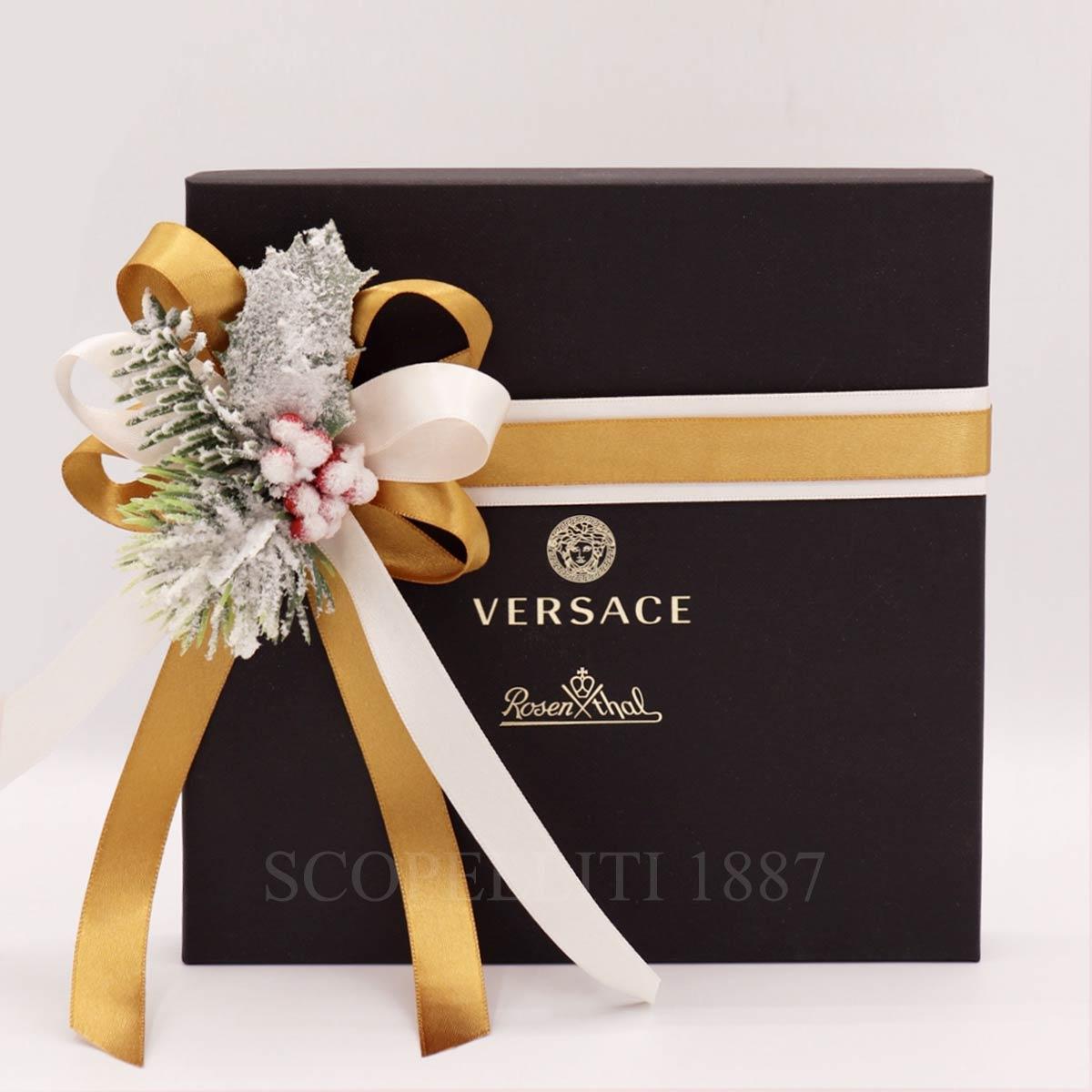 versace christmas box