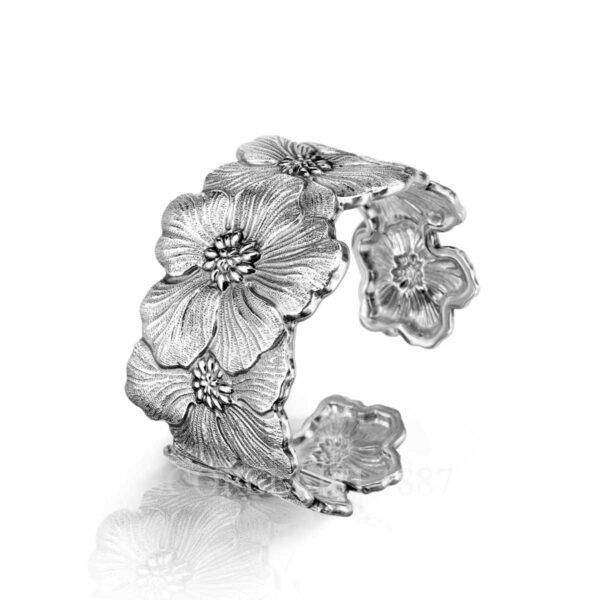 bracciale gardenia buccellati