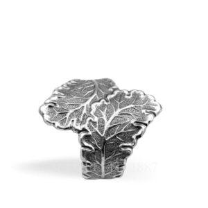 bracciale quercia in argento buccellati