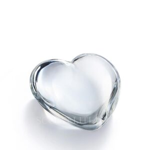 couer trasparente amore baccarat