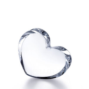 cuore trasparente zinzin baccarat