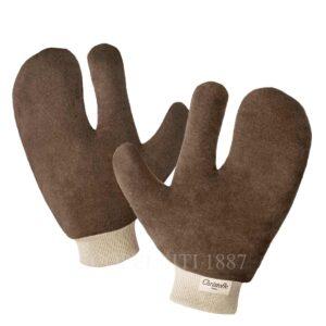 christofle guanti per lucidatura