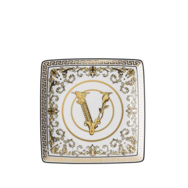 coppetta quadra virtus gala white versace