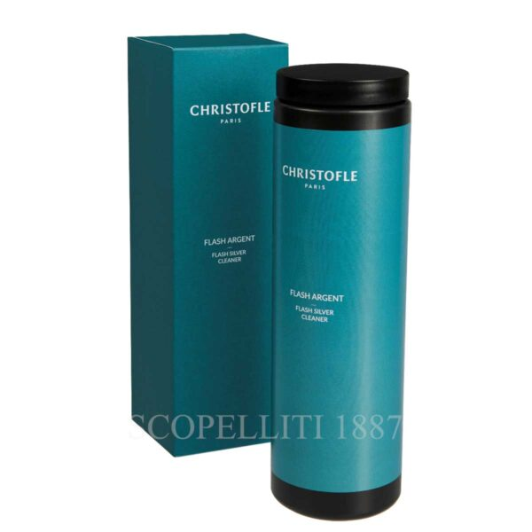christofle liquido antiossidante pulizia argento