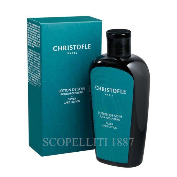 christofle lozione antiossidante pulizia argento