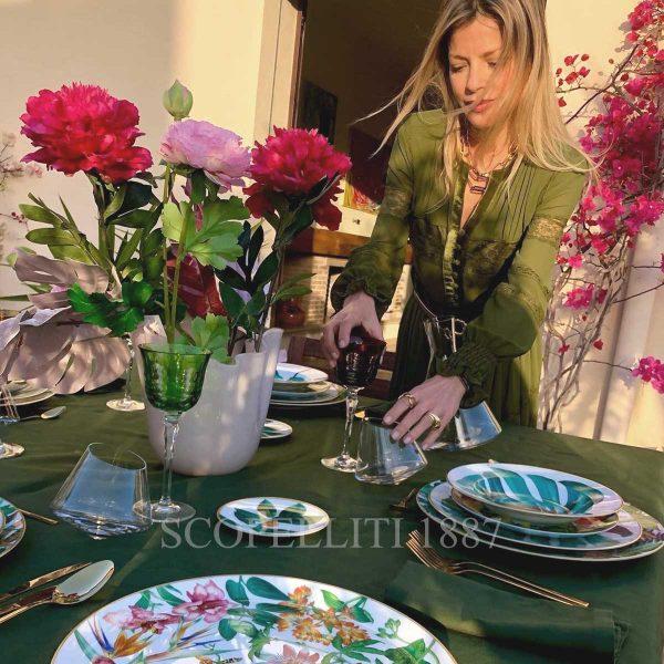 hermes passifolia table setting